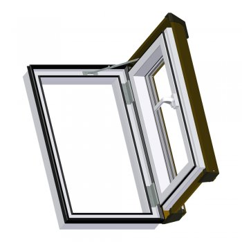 Skylight dachfenster aus kunststoff g nstig online kaufen for Fenster shop 24