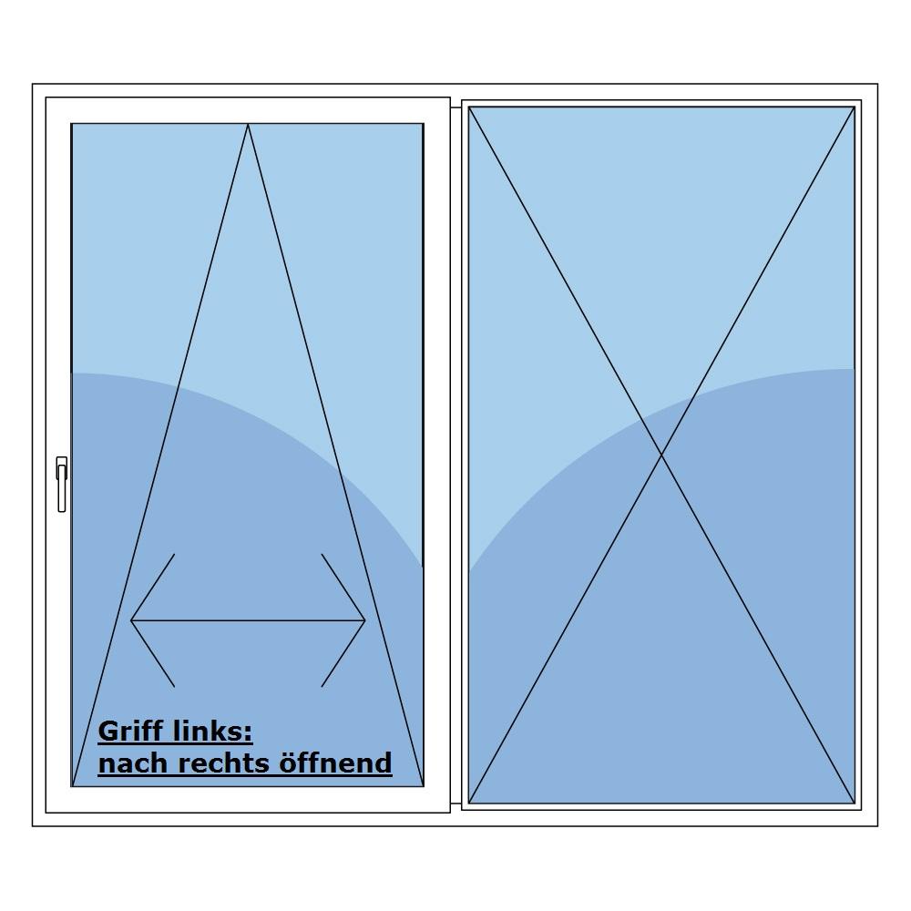 Holz parallel schiebe kipp t r breite 2635mm x w hlbare for Fenster 2fach oder 3fach verglasung