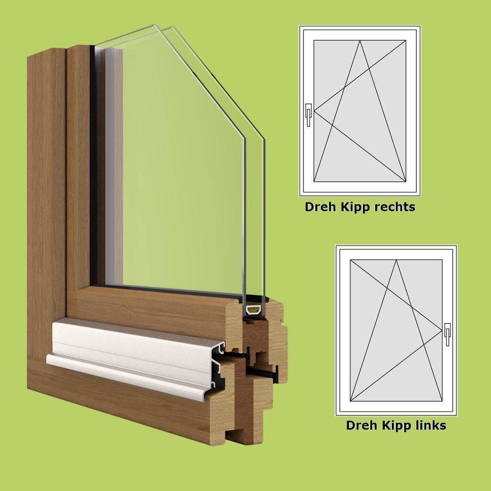 Holzfenster iv 68 g nstig kaufen for Holzfenster shop