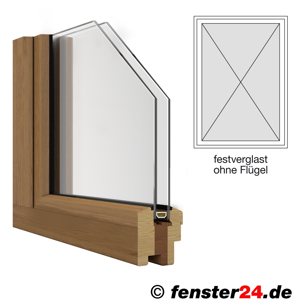 holzfenster iv68 breite 1385mm x w hlbare h he festehend. Black Bedroom Furniture Sets. Home Design Ideas