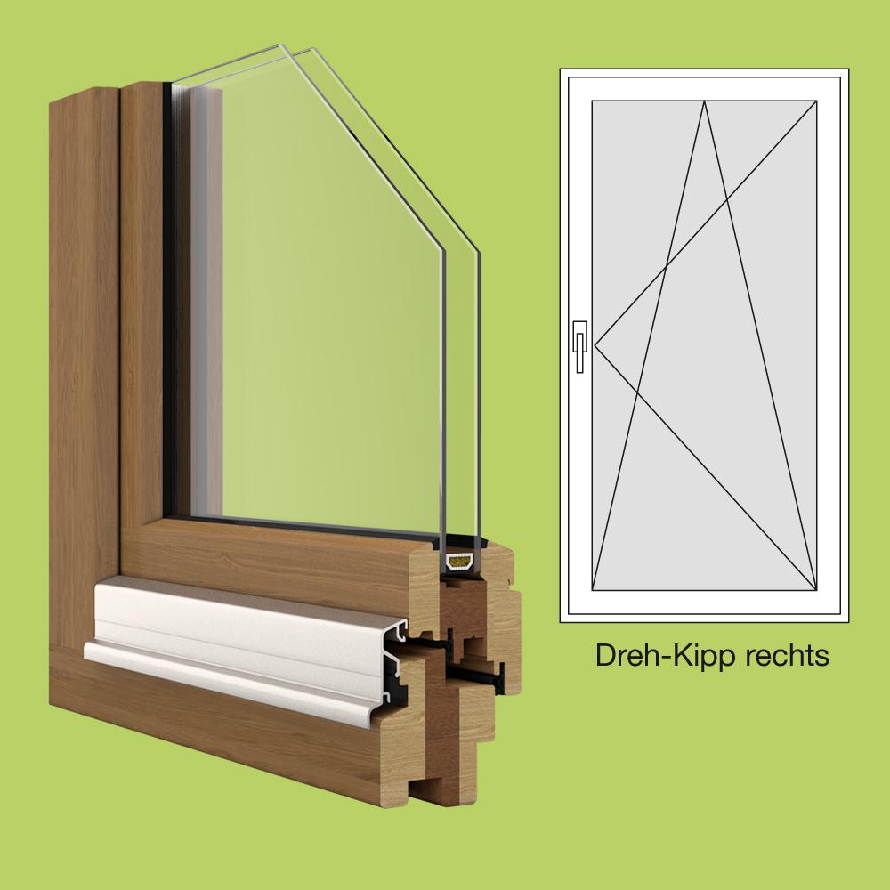 Holz terrassent r breite 1135mm x w hlbare h he dreh for Fenster shop 24
