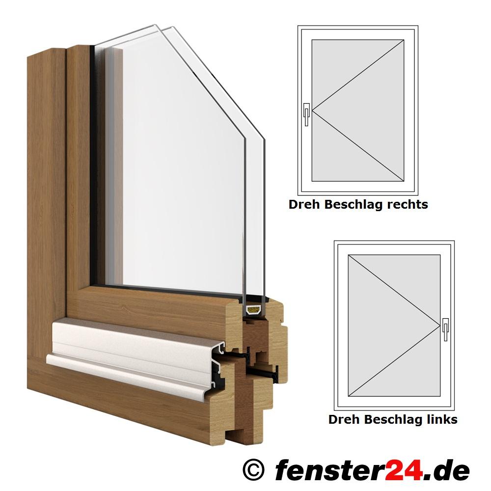 Holzfenster iv 68 breite 630mm x w hlbare h he dreh for Holzfenster shop