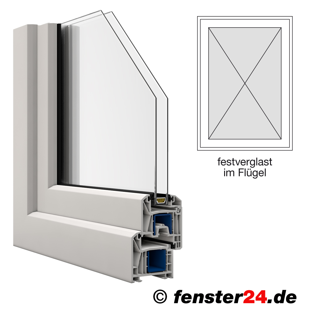 Kbe kunststofffenster breite 500 mm w hlbare h he for Fenster shop 24
