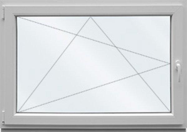 Kellerfenster veka 80x40cm dreh kipp links ebay for Fenster shop 24